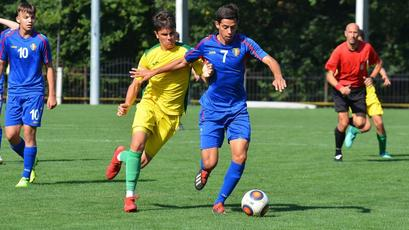 Cantonament Moldova U18. Lot